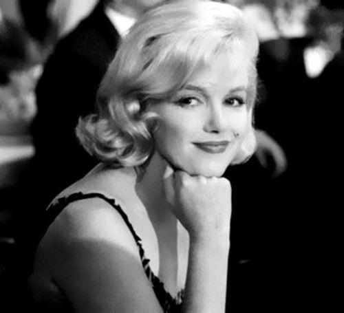 Marilyn Monroe, 1959.