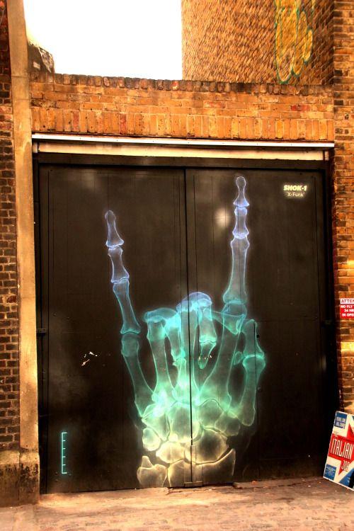 James Mathurin Art • Street Scene: A Tour of London's Street Art 1 –...