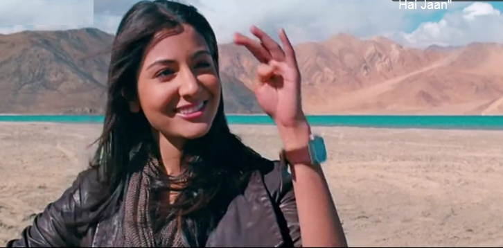 Anushka Sharma's role revealed in Jab Tak Hai Jaan