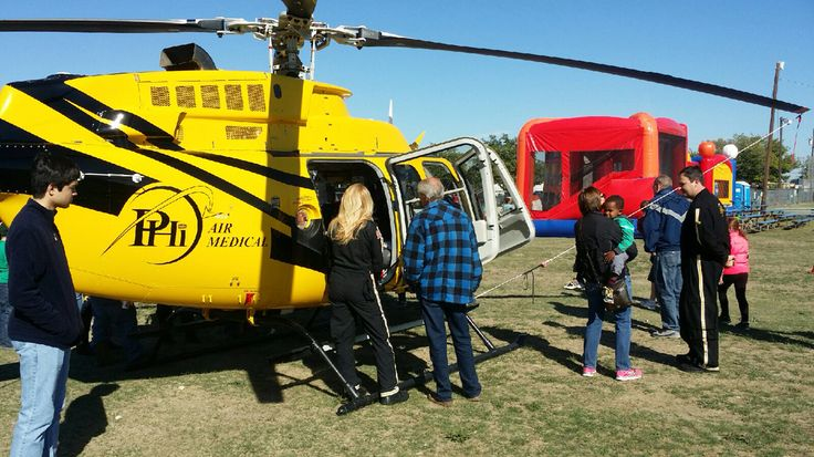 Had a great time at Keller's Public Safety Fall Festival on Saturday. Thanks for inviting us! #EMS #HEMS #helicopter #aviation
