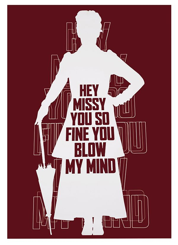 Doctor Who Series 9 Hey Missy A2 Poster