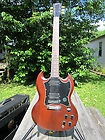 Gibson SG Faded Brown NEW! USA MADE GIBSON AWESOME PLAYING SG! W/Gibson Gigbag
