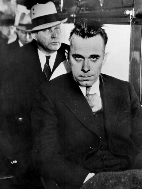 John Dillinger. MobstersGangstersDocumentariesCrimeDead
