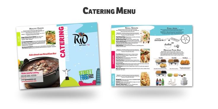 Psicología y diseño del menú - by Quixote Marketing Group