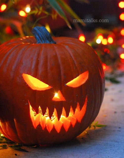 35 best Scary Pumpkins images on Pinterest | Scary pumpkin ...