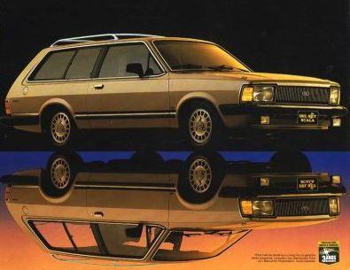 1984 Ford Del Rey Scala Ouro - Brasil