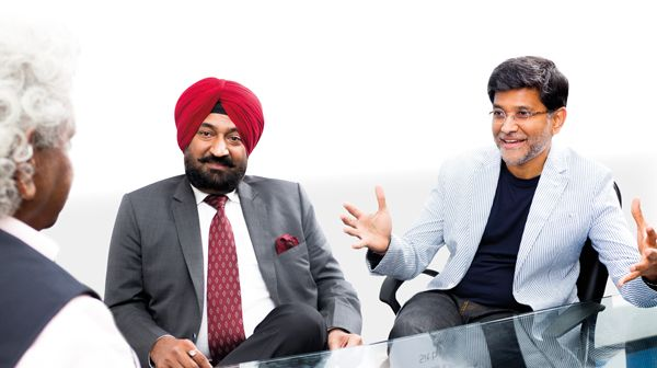 Siraj Bolar, Editor-in-Chief, VisionPlus Magazine, talks to Amarbir Singh, Director, Sales & Operation, South Asia, and Ronak Sheth, Director, from the Eternity Lifestyles team, to get an insight into the company's way forward