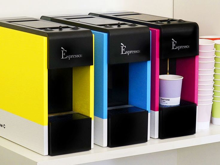 pop-up pantone cafe serves up color-coded snacks in monaco