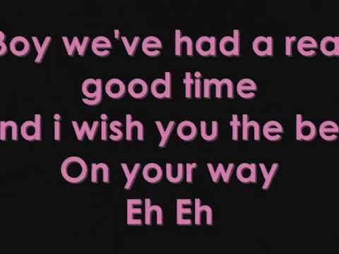 Lady Gaga - Eh Eh (nothing else i can say) with lyrics