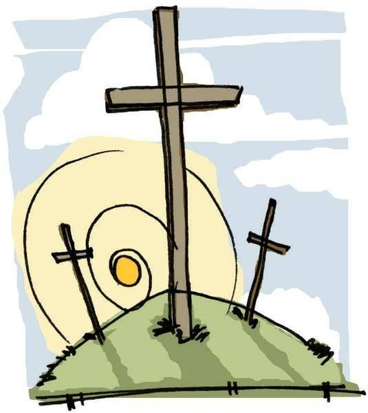 easter cross clipart - Google Search