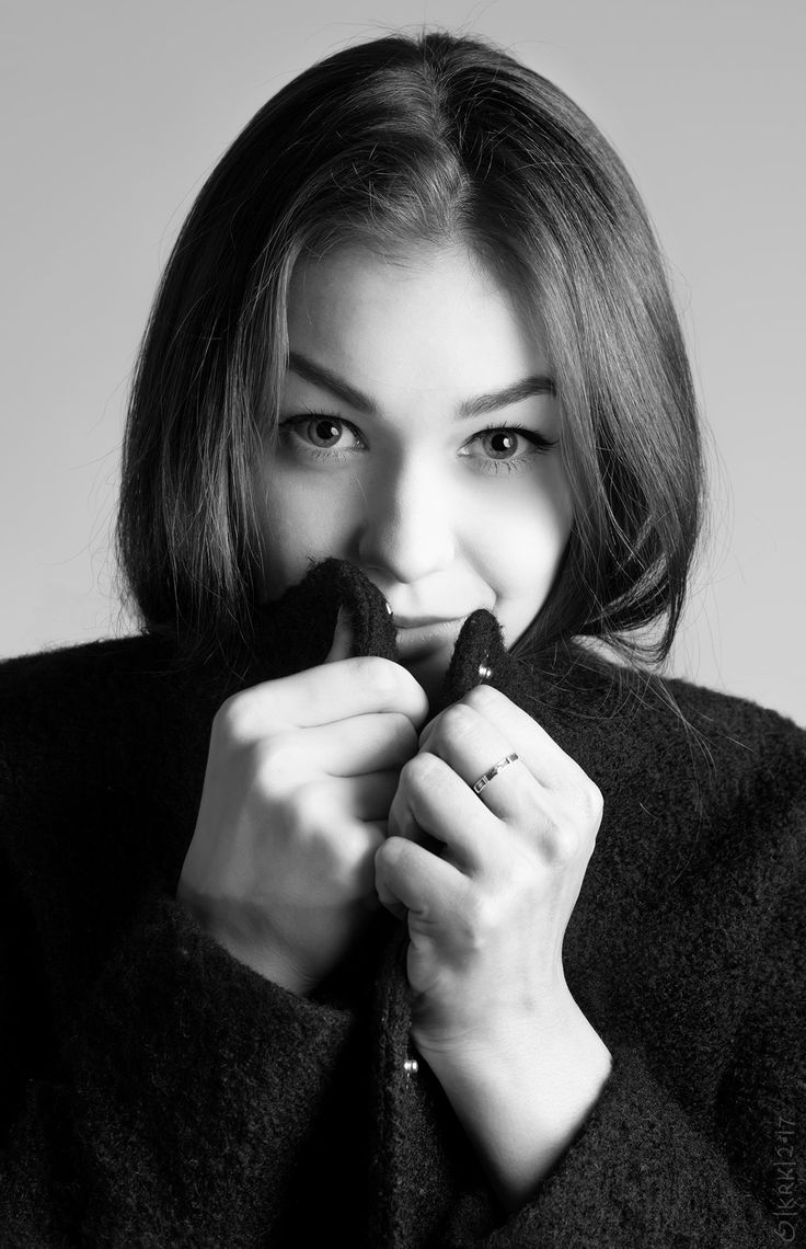 Portrait of Gabi - Portrait of young girl