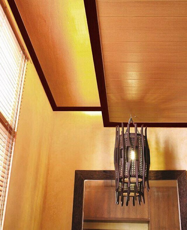 Hermoso interior  de casa con fibrocemento. #Plycem #hogar #casa #decoración