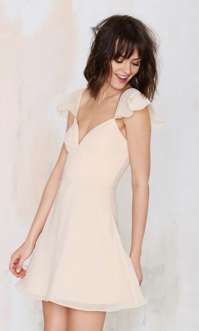 """This is one of those dresses you""""ll throw on and never want to take off."""