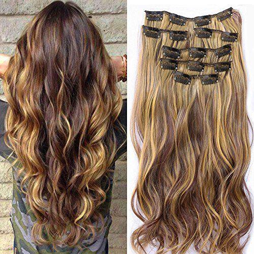 extension cheveux naturel clip