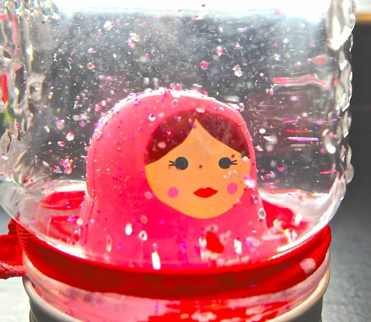 ... sur Pinterest  Billes bocaux, La boule magique et Boule de neige