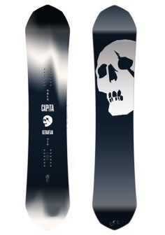 Capita Ultrafear Review: Freestyle Snowboard Review