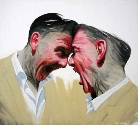Paintings by Peter Ravn