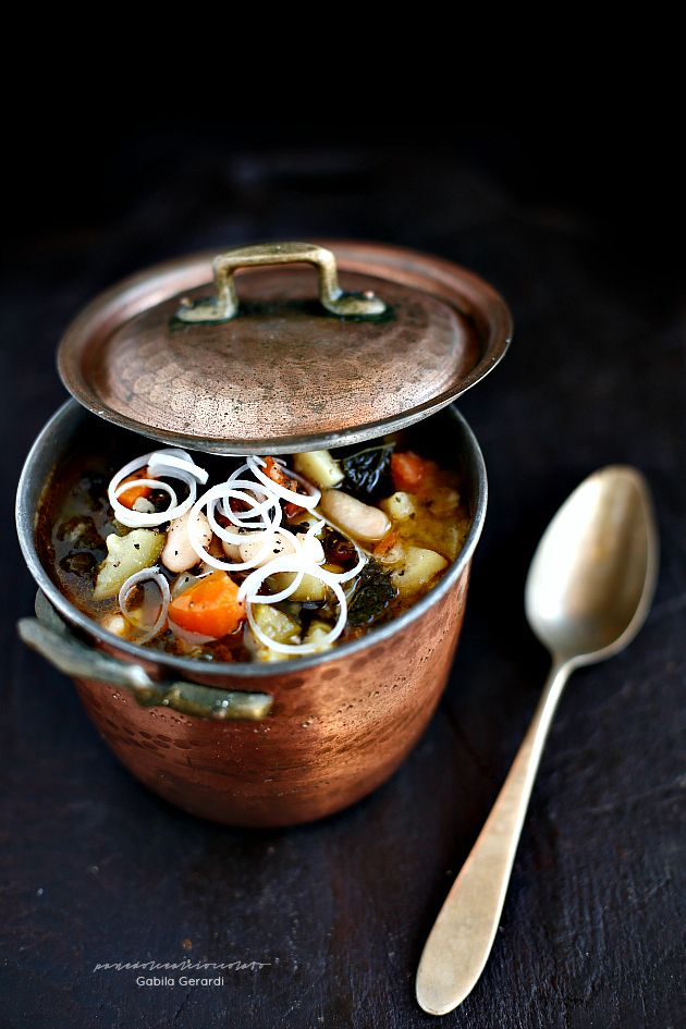 PANEDOLCEALCIOCCOLATO: La Ribollita - Soup for Winter