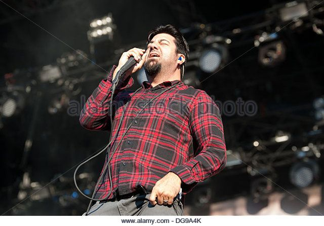 Image result for chino moreno italy 2013
