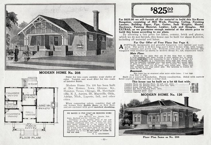 Sears kit houses sears modern homes remodel for Catalog houses