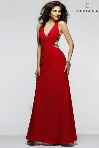 38 best Michelle\'s wedding images on Pinterest | Evening gowns, Red ...
