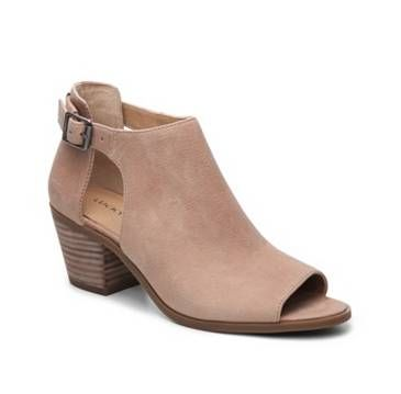 Peep Toe Booties | DSW.com... been trying to find these booties (or something like it) DSW is out of my size.