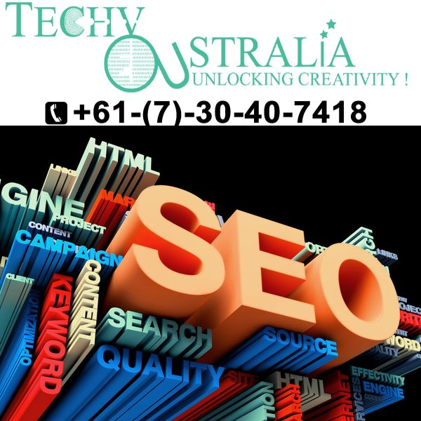 Organic SEO   http://www.techyaustralia.com/search-engine-optimisation-services/   Search-engine-optimisation-services- Techy Australia +61-7-30-40-7418    The words that users type into the search box carry extraordinary value. Experience has shown that search engine traffic can make (or break) an organization's success. Targeted traffic to a website can provide publicity, revenue, and exposure like no other channel of marketing. Investing in <a…