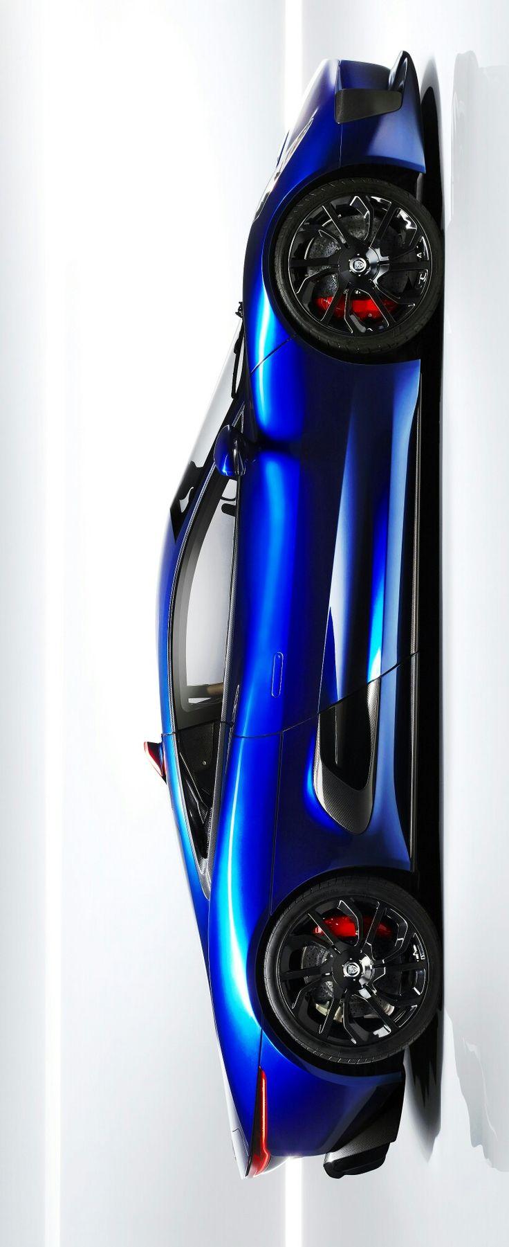 (°!°) 2013 Jaguar C-X75 Hybrid Supercar Prototype 007, thank you Jaguar!