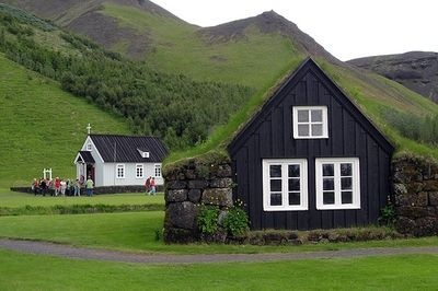 cottage: Ideas, Iceland, Window, Exterior, Color, Children, Travel, Houses Cabins Cottages And, Place
