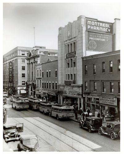 Vintage Montreal