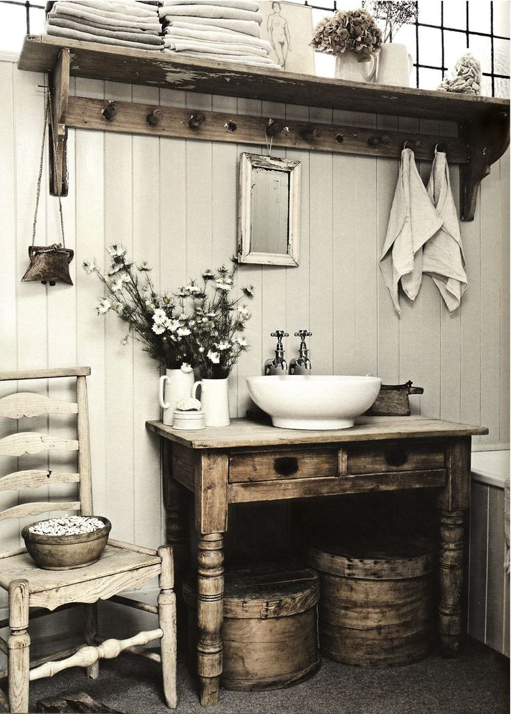 1000+ Ideas About Country Style Bathrooms On Pinterest