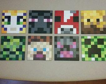 Minecraft Wall Decorations 63 best minecraft bedroom images on pinterest | minecraft bedroom