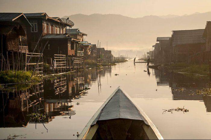 Lago Inle (Birmania - Myanmar) [by Tino Soriano]