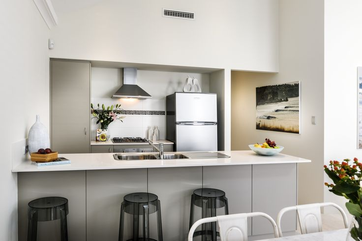 Homebuyers Centre - Flute (Butler) Display Home Kitchen