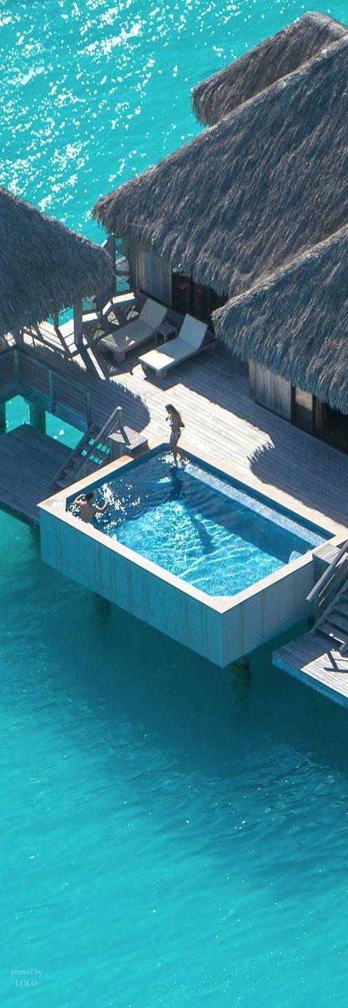 St. Regis Bora Bora | boraboraphotos.com