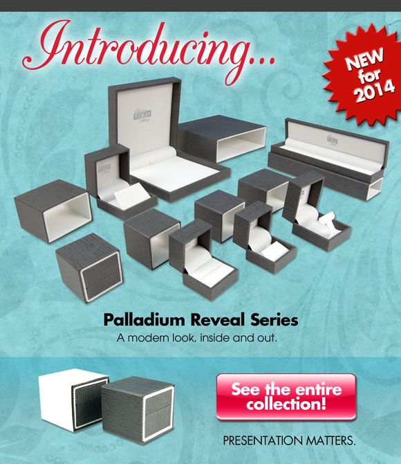 Reveal something special! Our Palladium reveal series is new for 2014 and has a modern look, inside and out!