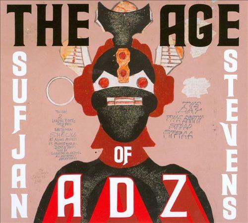 The Age of Adz - Sufjan Stevens | Songs, Reviews, Credits ...
