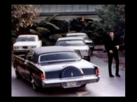 elvis 1969 mark 3 iii lincoln continental featuring little sister youtube