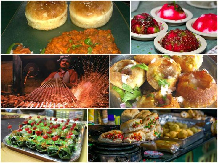 Mumbai is arguably the street food paradise of India, and the ubiquitous Vada Pav is definitely not the only street food Mumbai is famous for. Here's a list of famous food joints in Mumbai with their specialties for people with discerning palates –