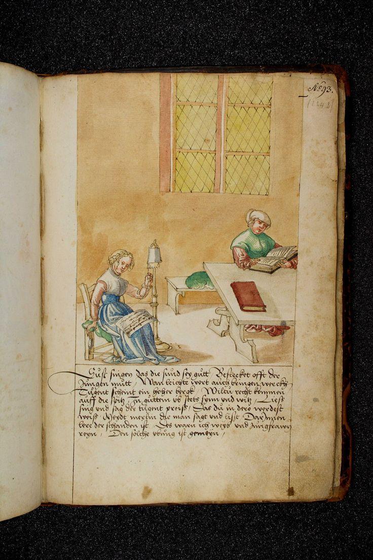 Trogen, Kantonsbibliothek Appenzell Ausserrhoden, CM Ms. 13, p. 93r