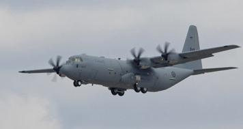 CC-130J Hercules Tactical Aircraft. Canadian Armed Forces