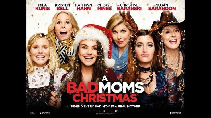 Rossz Anyák Karácsonya (Teljes film) amerikai vígjáték /2017