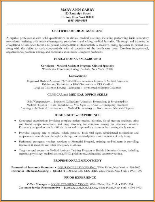 Medical Collector Sample Resume Fascinating How To Write A Functional Resume  Resume Examples  Pinterest .