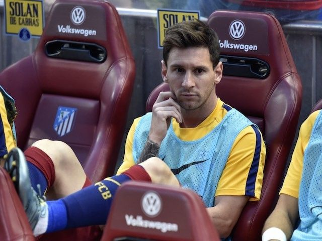 Barcelona star Lionel Messi 'sentenced to 21 months in prison for tax fraud' #Barcelona #Off_The_Pitch