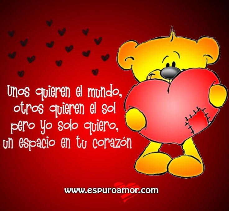 Comparte en facebook poema corto con un oso sosteniendo un corazón - http://espuroamor.com/2014/01/comparte-en-facebook-poema-corto-con-un-oso-sosteniendo-un-corazon.html #Frasesparaenamorar, #Imagenesdeamor, #Imagenesdecorazones, #Poemas