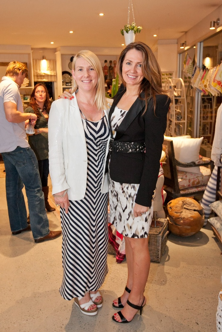 Lily G founder Melinda Boundy & Claire Aristides Fine Jewels