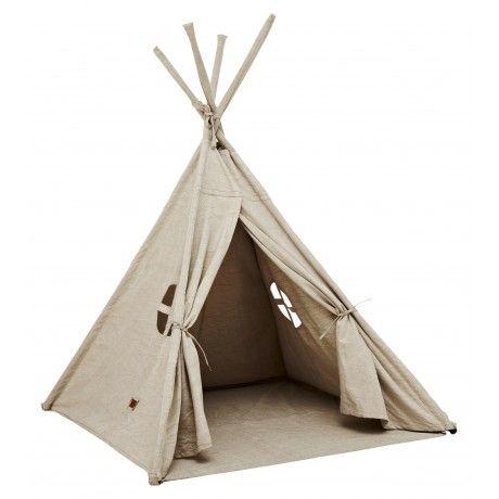 Voici La Tente TIPI Cowboy Coton Et Métal ! Chez Alfredu0026compagnie On Aime !  Et Vous