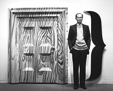RICHARD ARTSCHWAGER (1923–2013)      Photo by Ben Blackwell