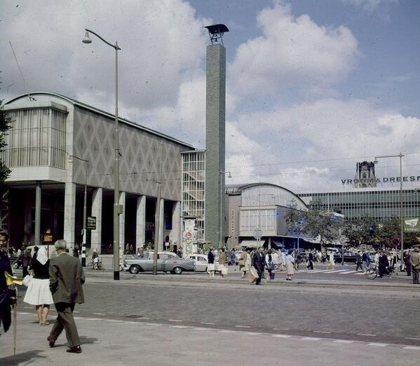 Rotterdam beursplein