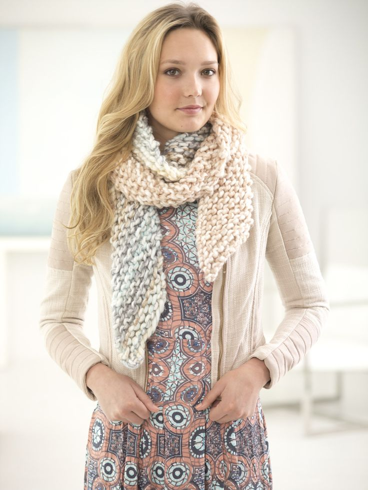 Knitting Patterns Scarf Size 19 Needles : 17 Best images about Cowls & Infinity Scarves Knitting on Pinterest Kni...